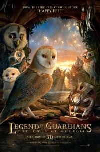 Legend of the Guardians: The Owls of Ga&#39Hoole