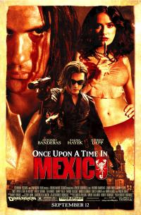 Once Upon a Time in Mexico (2003)