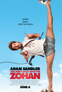 You Don&#39t Mess with the Zohan