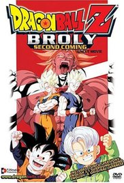 Dragon Ball Z: Broly - Second Coming