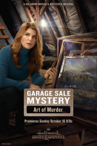 Garage Sale Mystery: The Art of Murder