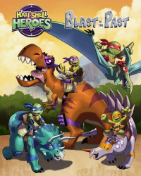 TMNT Half-Shell Heroes: Blast to the Past
