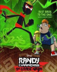 Randy Cunningham: 9th Grade Ninja Season 1