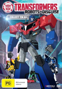 Transformers: Robots in Disguise Season 3