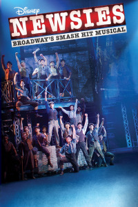Disney&#39s Newsies the Broadway Musical