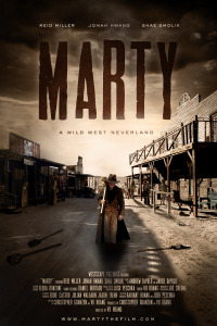 Marty: A Wild West Neverland
