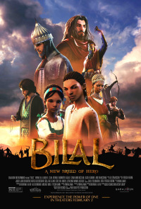 Bilal: A New Breed of Hero (2018)