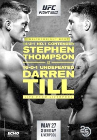 UFC Fight Night: Thompson vs. Till