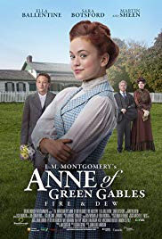 L.M. Montgomery&#39s Anne of Green Gables: Fire & Dew