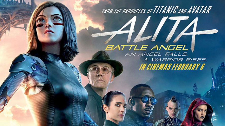 watch alita  battle angel for free online moviesub is